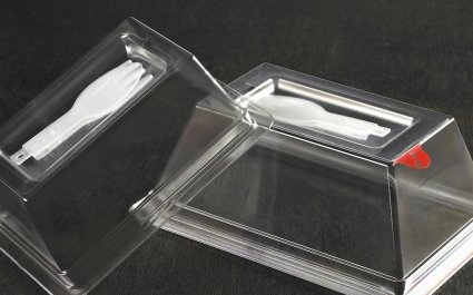 Plastic food packaging used by Hilcona - Plus Pack