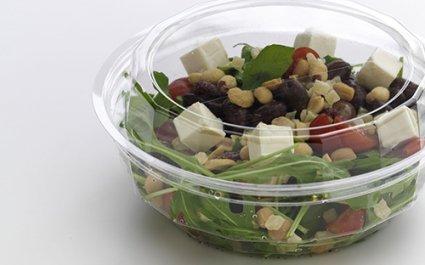 DiamondBowl with Salad - Plus Pack