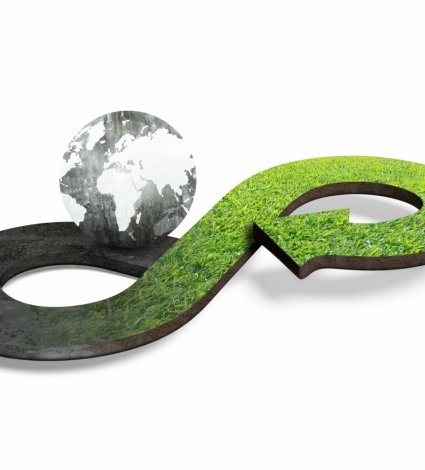 Circular economy concept - recycling - Plus Pack