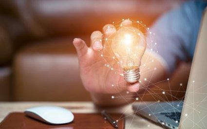 Innovation - idea lightbulb - Plus Pack