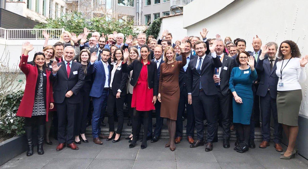 European Plastics Pact, Brussels